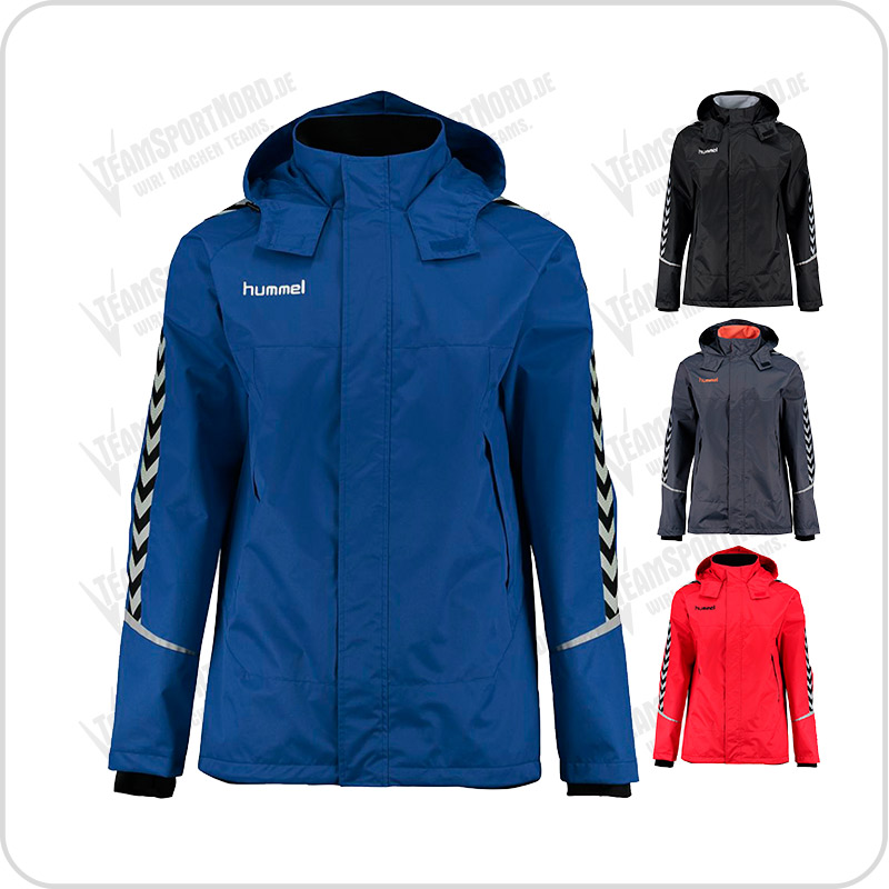 Authentic Charge Allwetterjacke