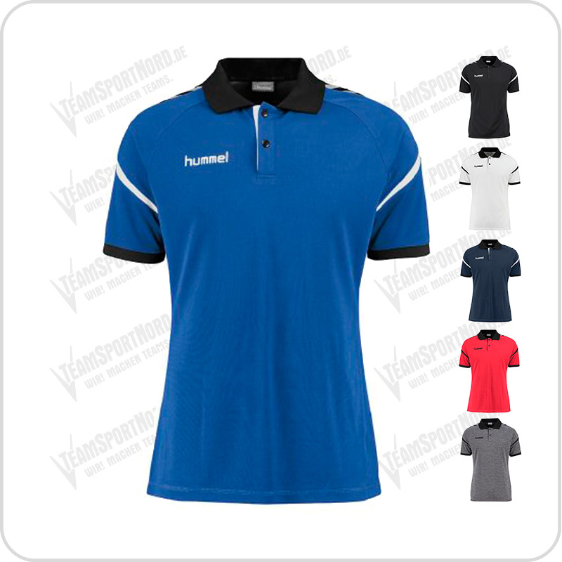 Authentic Charge Poloshirt